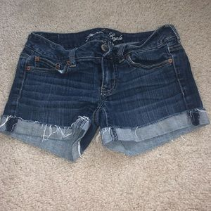 SOLD AE shorts